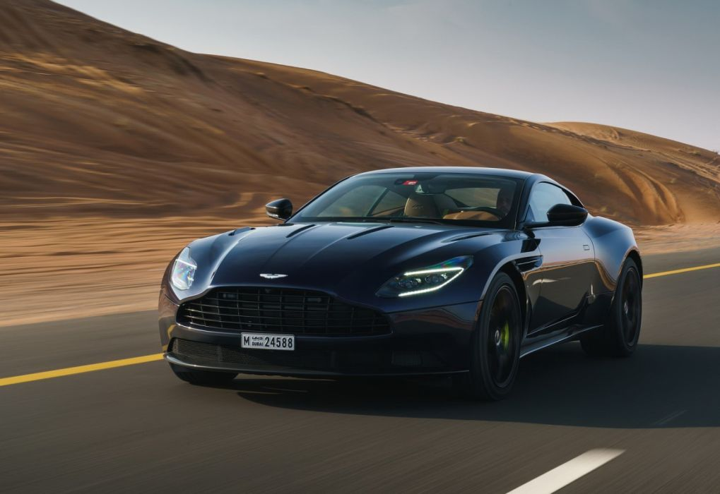 Aston Martin DB11 AMR (2019) wallpaper