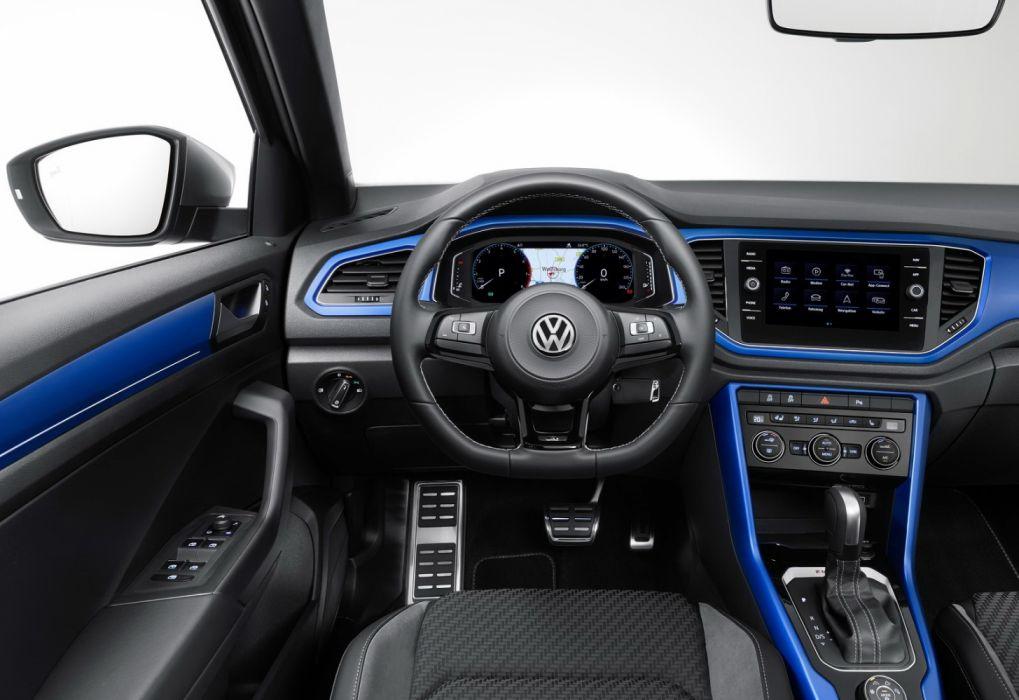 Volkswagen T-Roc R Concept (2019) wallpaper