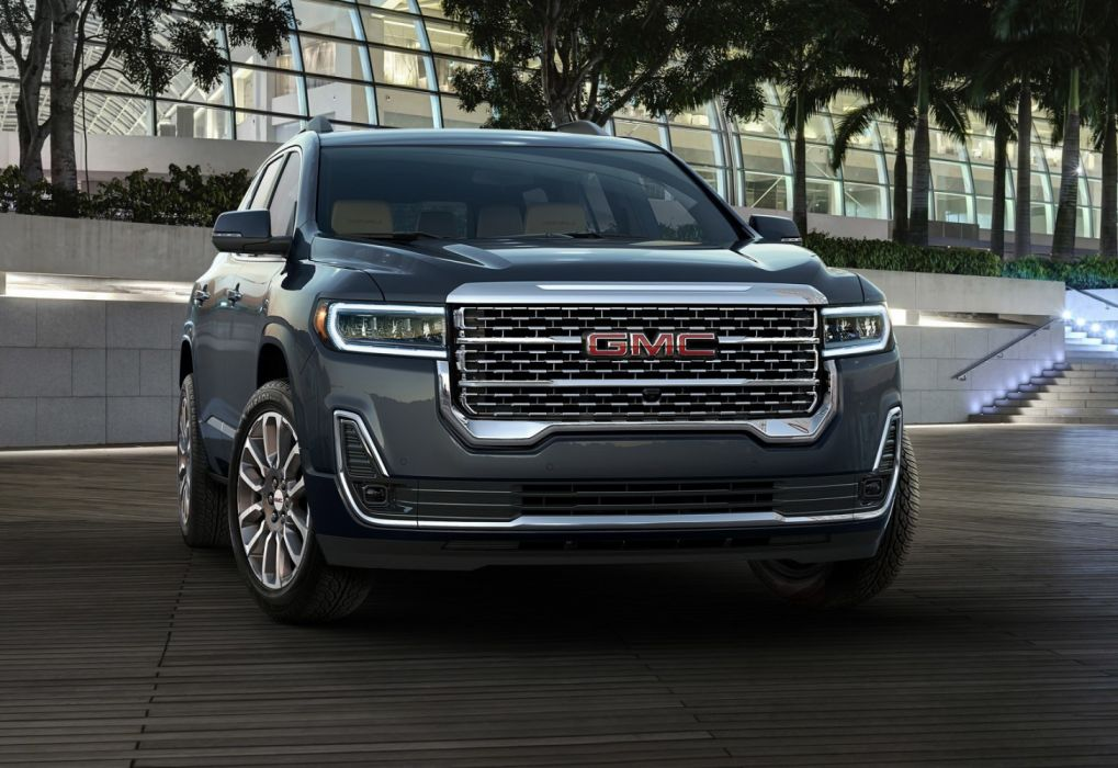 GMC Acadia (2020) wallpaper