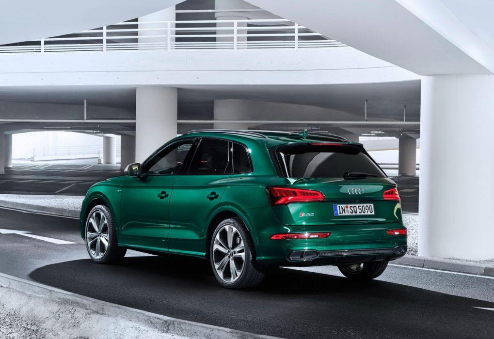 Audi SQ5 TDI (2020) wallpaper