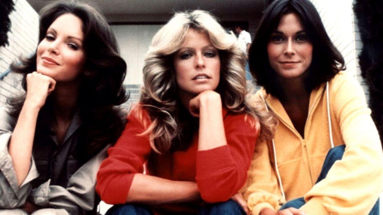 charlies angels serie tv 1976 wallpaper