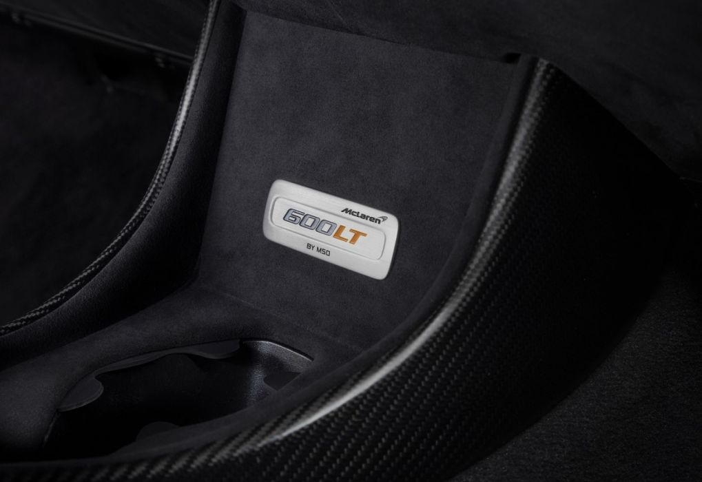 McLaren 600LT Spider by MSO (2020) wallpaper