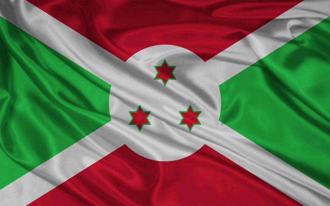 bandera burundi africa wallpaper