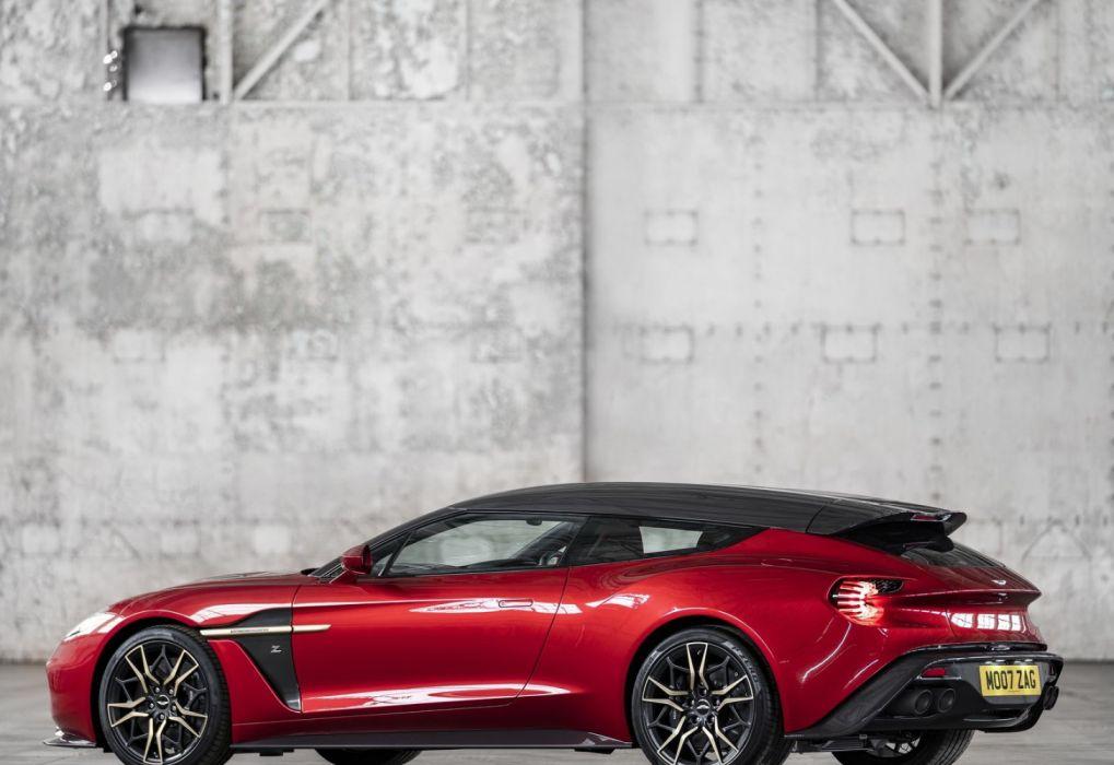 Aston Martin Vanquish Zagato Shooting Brake 2017 Wallpaper 1600x1100 1318782 Wallpaperup
