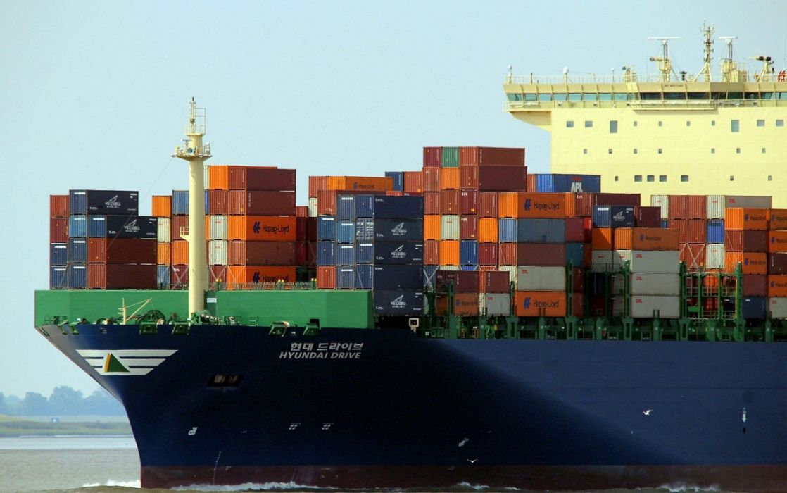 Container China wallpaper