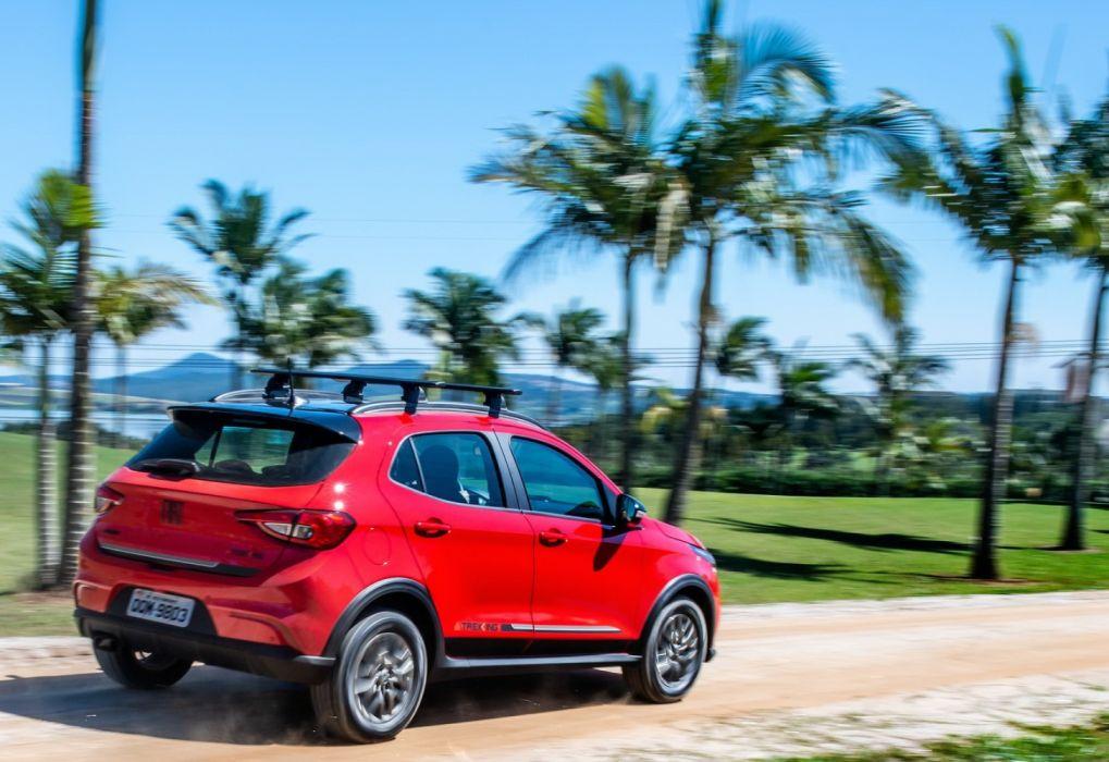 Fiat Argo Trekking (2019) wallpaper