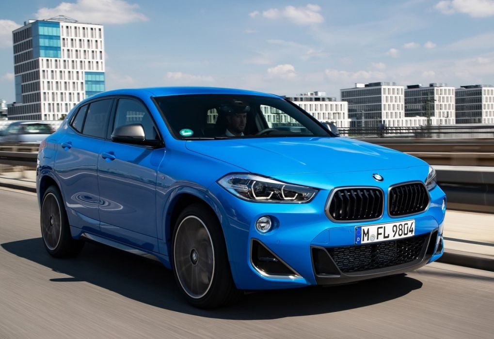 BMW X2 M35i (2019) wallpaper