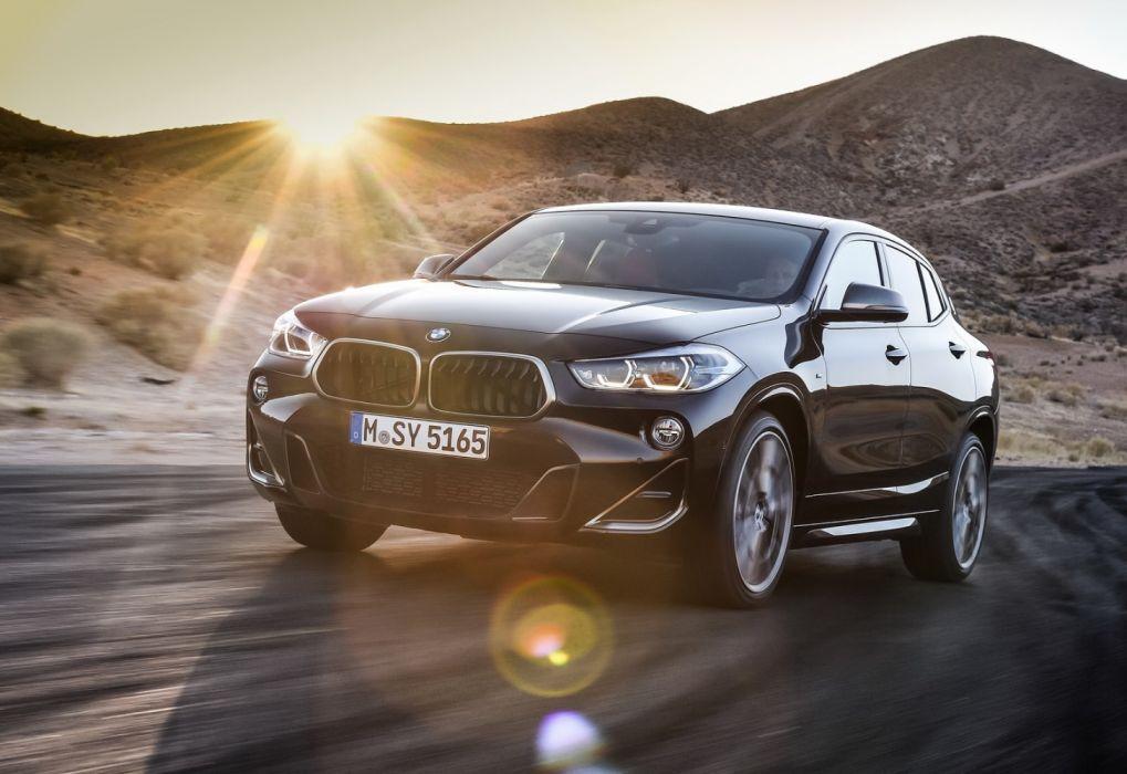 BMW X2 M35i (2019) wallpaper