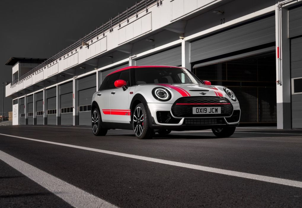 Mini John Cooper Works Clubman (2020) wallpaper