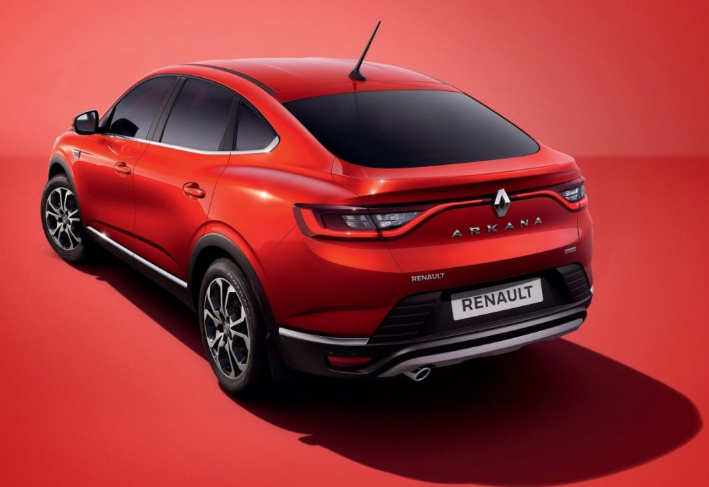 Renault Arkana (2020) wallpaper