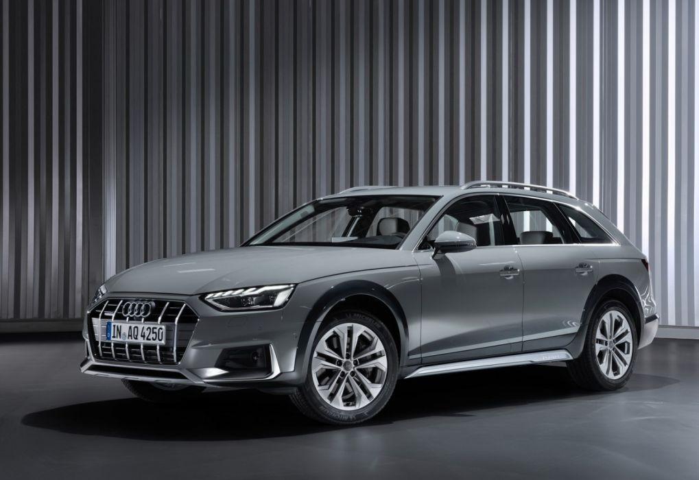 Audi A4 allroad quattro (2020) wallpaper