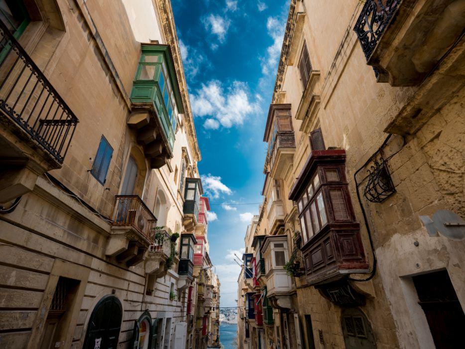 Valletta Malta wallpaper