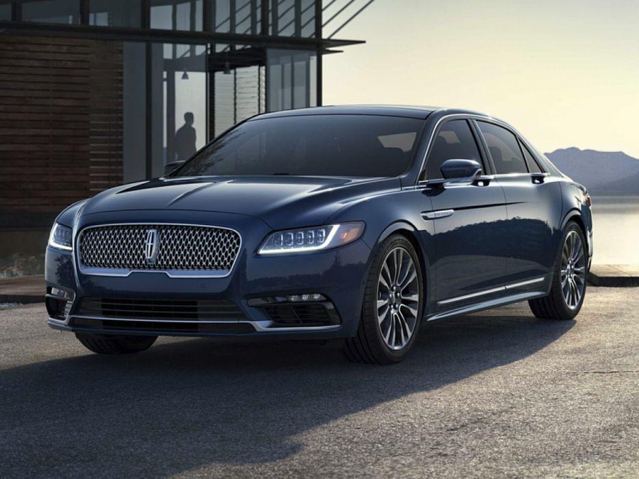 2019 Lincoln Continental Sedan Base 4dr Front wheel Drive Sedan wallpaper