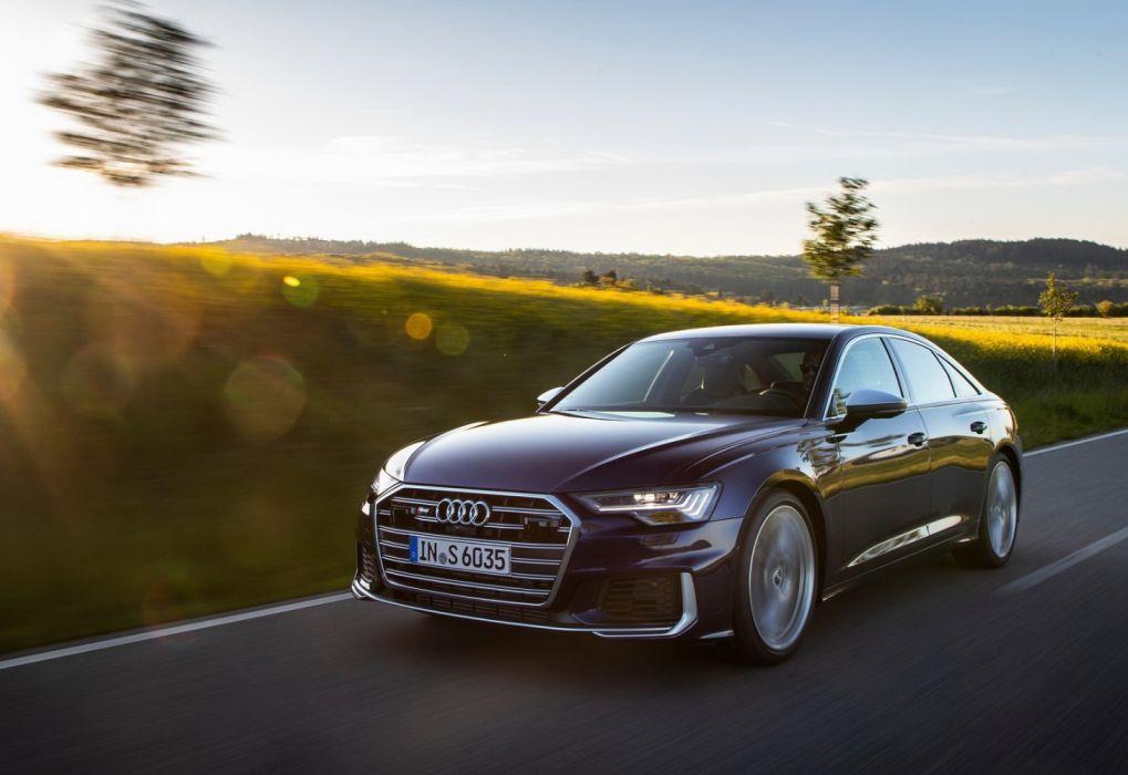 Audi S6 Sedan TDI (2020) wallpaper