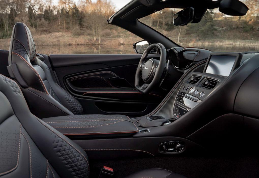 Aston Martin DBS Superleggera Volante (2020) wallpaper