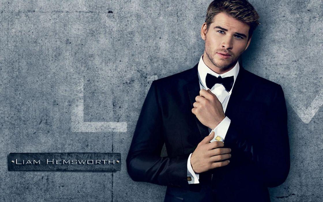 Liam Hemsworth actor australiano hombre wallpaper