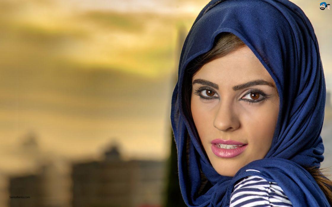 arab beauties female wallpaper