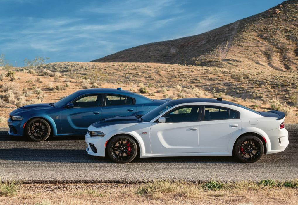 Dodge Charger Scat Pack Widebody (2020) wallpaper