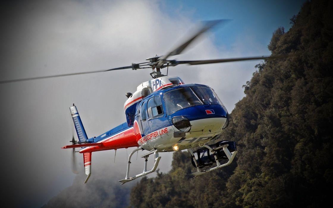 helicoptero vuela montay wallpaper