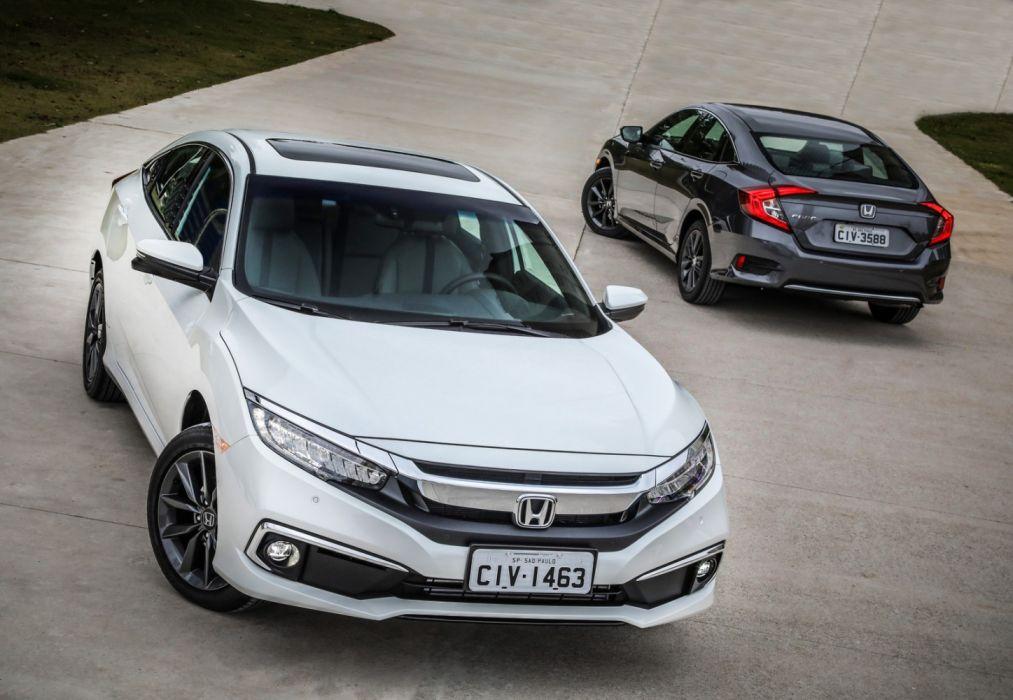 Honda Civic 2020 Wallpaper 1600x1106 1332277 Wallpaperup