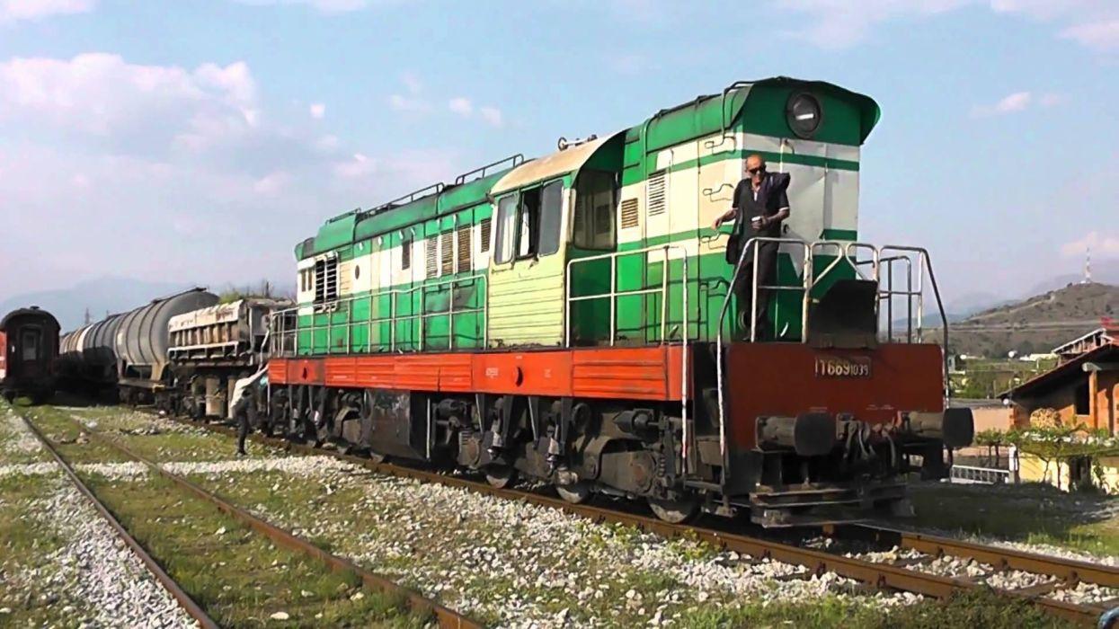 tren albania vias wallpaper