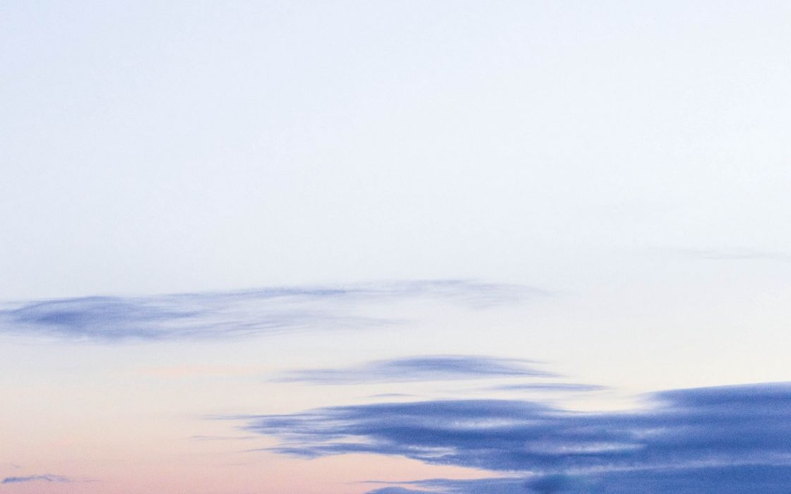 clouds sky minimalism 136820 1440x900 wallpaper