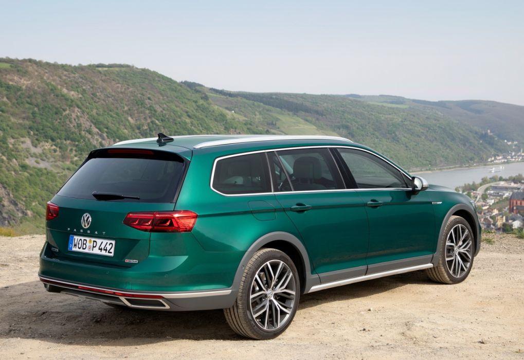 Volkswagen Passat Alltrack 2020 Wallpaper 1600x1100