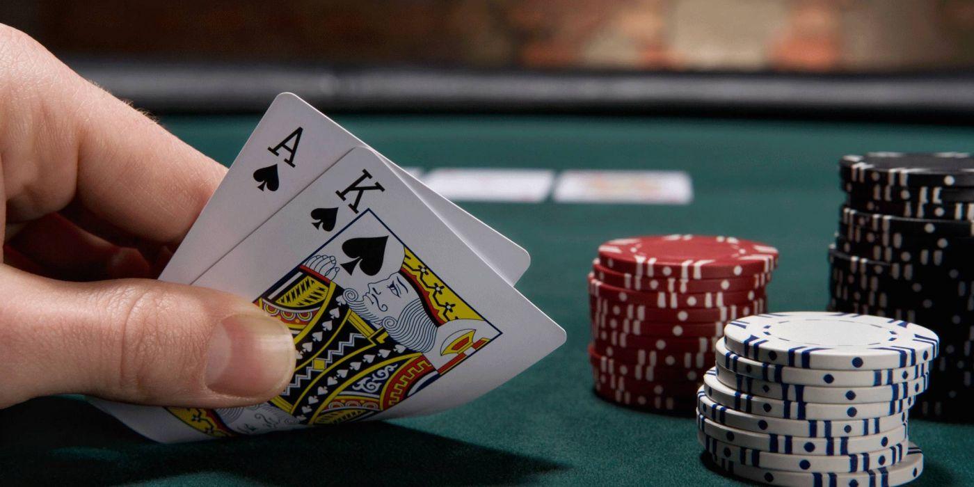 poker clasico juego fichas naipes wallpaper