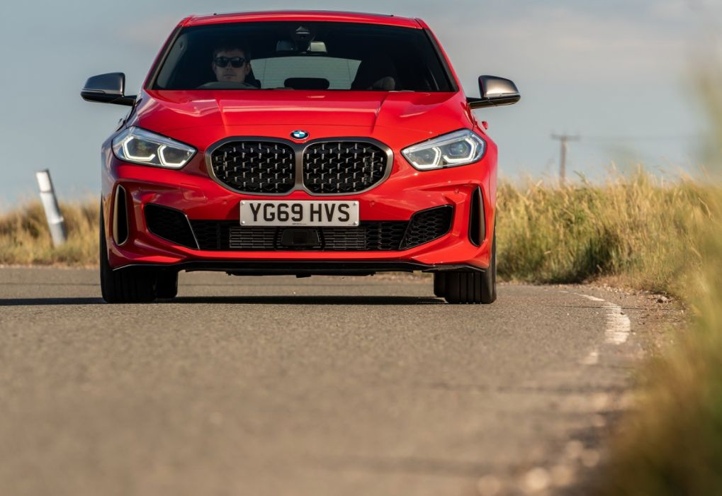 BMW M135i [UK] (2020) wallpaper