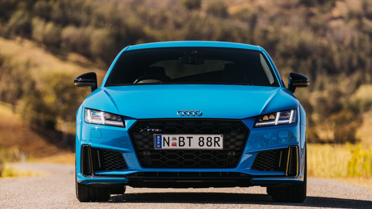 Audi Tts Coupe 2019 4k Hd Wallpaper 1960x1103 1356015