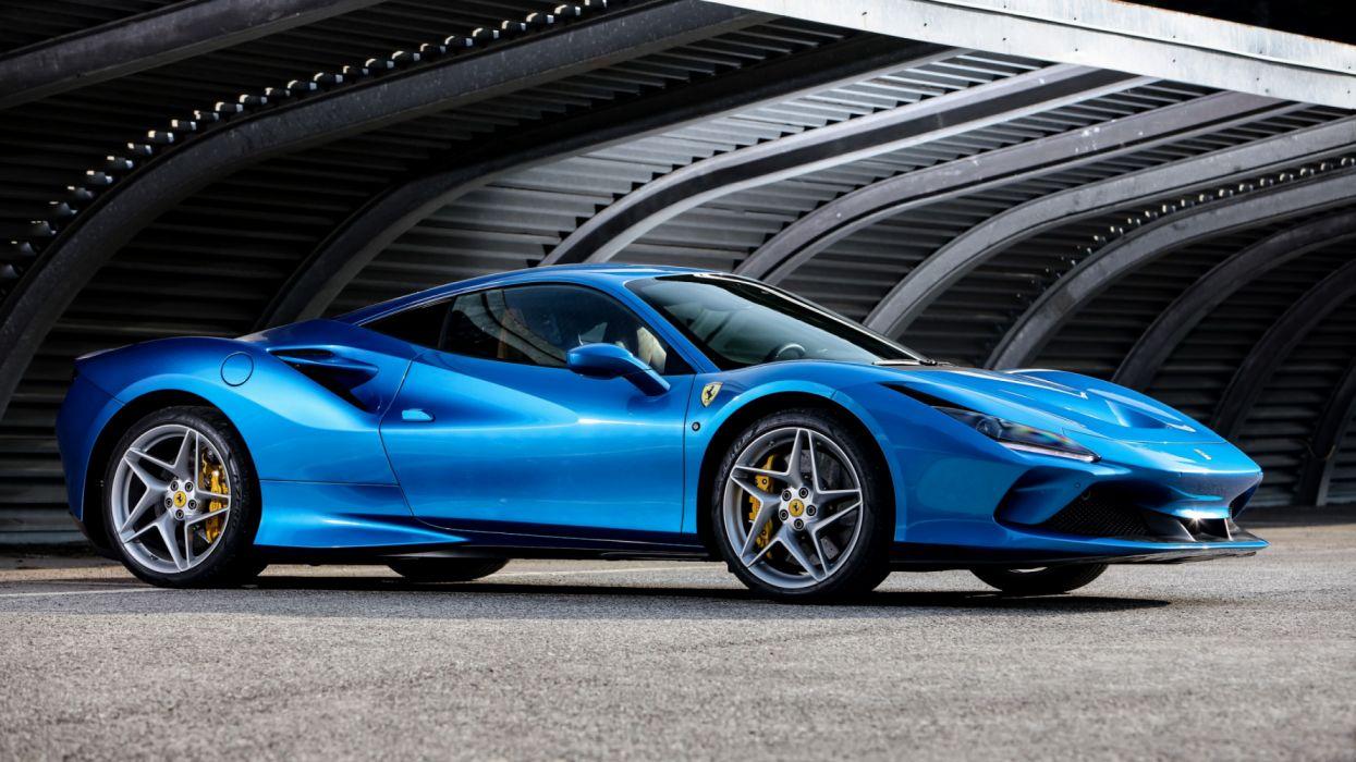Ferrari F8 Tributo 2019 4k 4 Hd Wallpaper 2560x1440 1356414 Wallpaperup