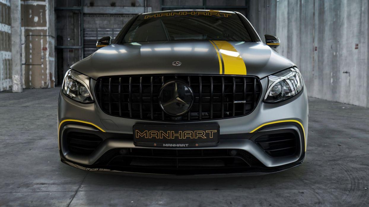 Manhart Racing Mercedes Amg Glc 63 S Coupe 2019 5k Hd Wallpaper 4200x2363 1356629 Wallpaperup
