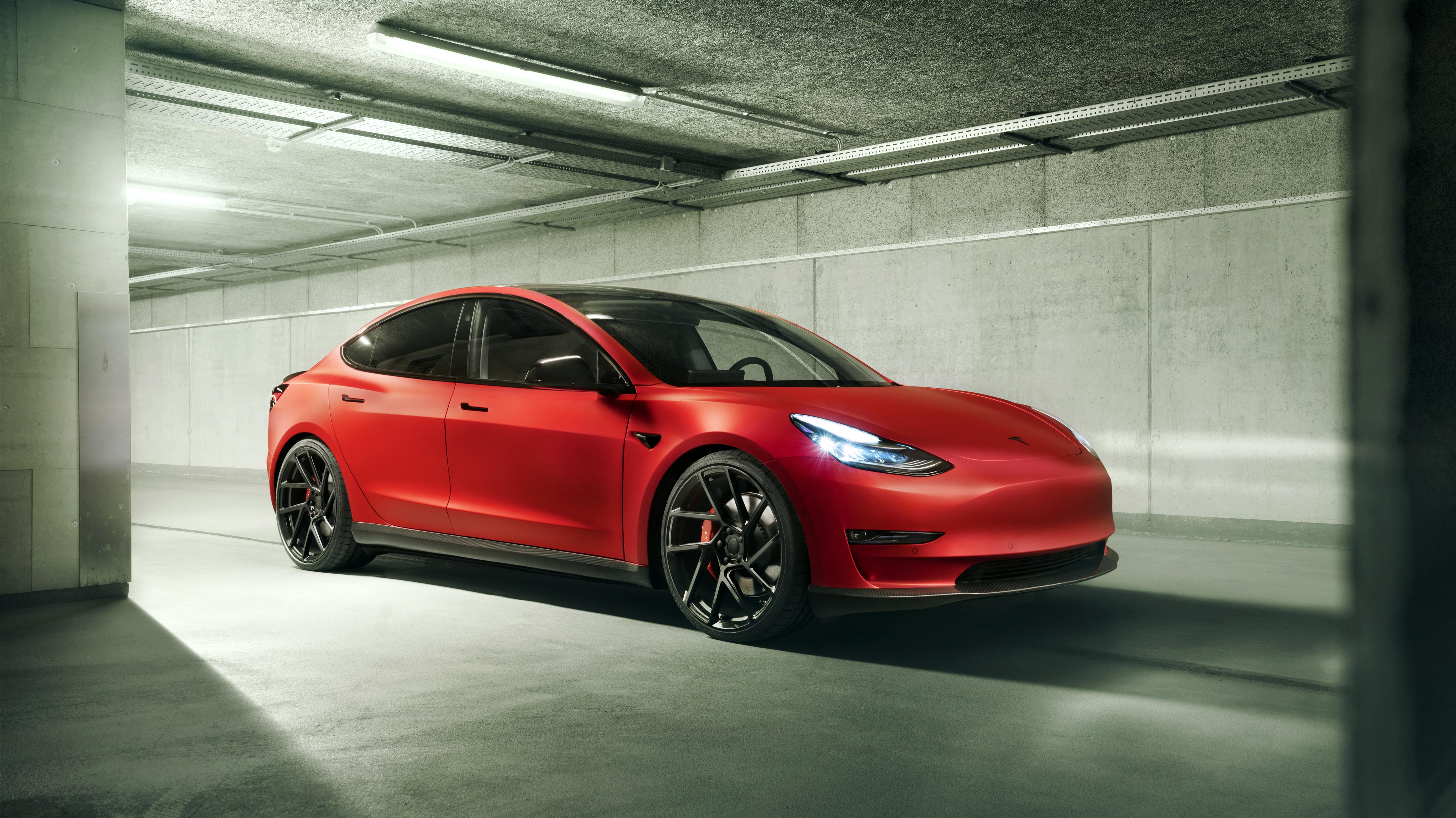 Novitec Tesla Model 3 2019 4k Hd Wallpaper 5120x2880 1356825 Wallpaperup Novitec tesla model 3 2019 4k 2