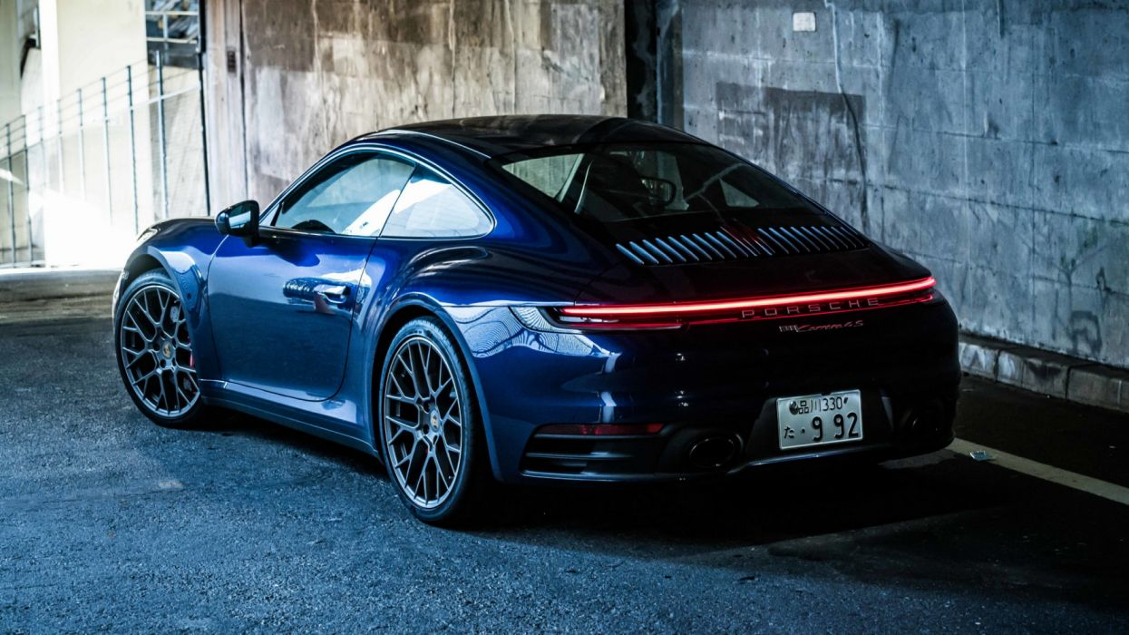 Porsche 911 Carrera 4s 2019 5k 2 Hd Wallpaper 2560x1440 1356886 Wallpaperup