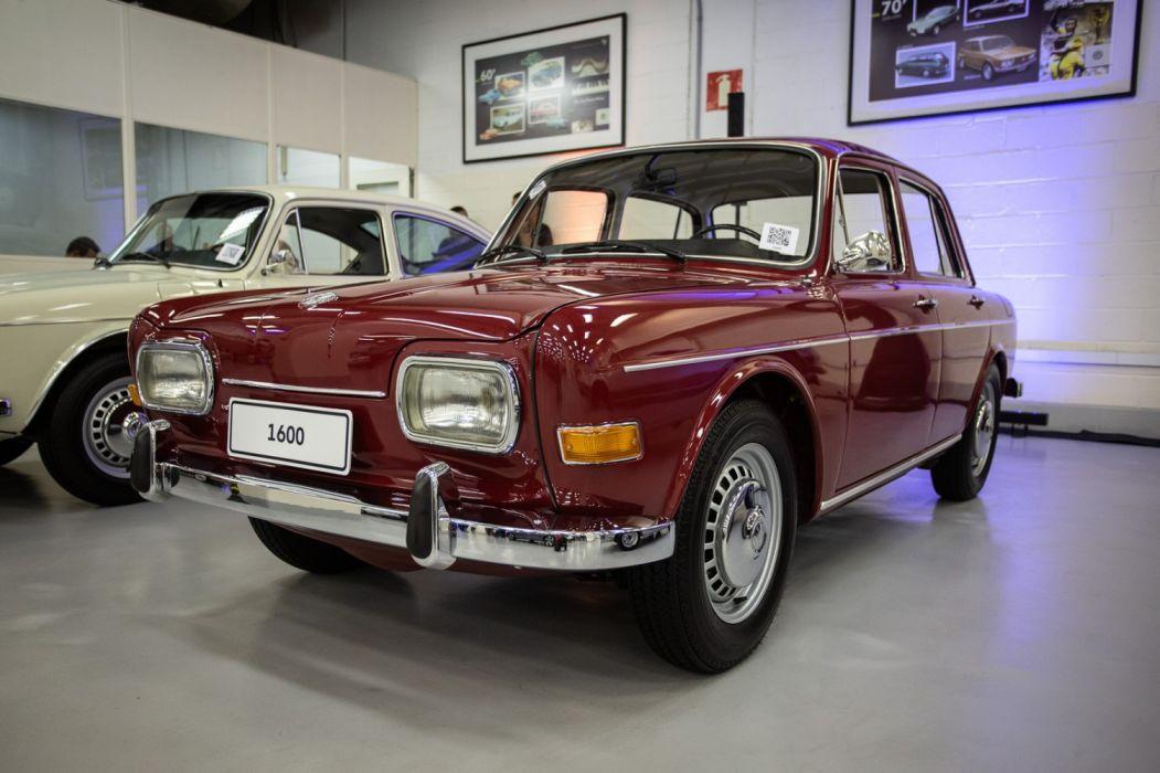 ClyAssicos Wolkswagen 1600 1970 wallpaper