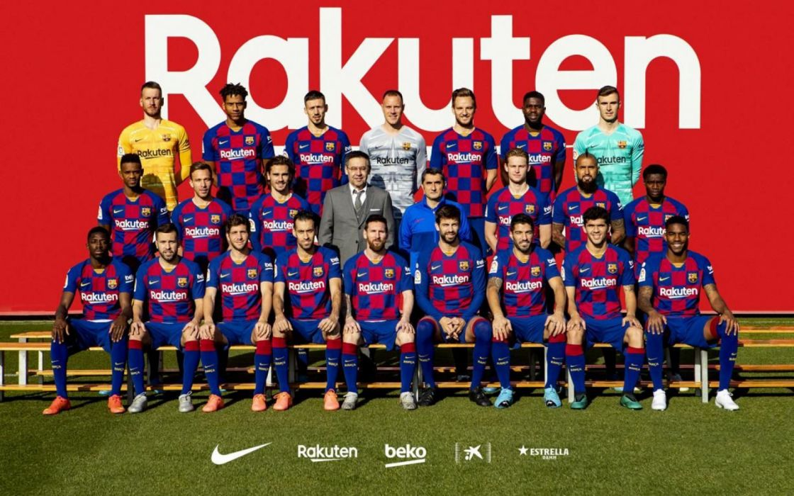 The Best Fc Barcelona Wallpaper 2019
