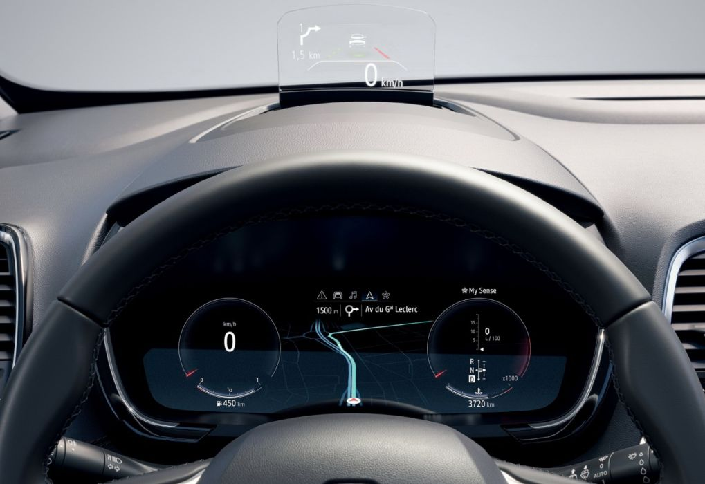 Renault Espace (2020) wallpaper