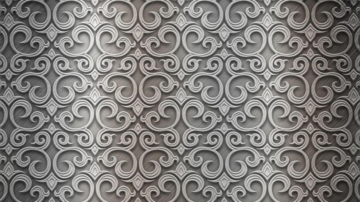 textura abstracto decoraciones circulares gris wallpaper