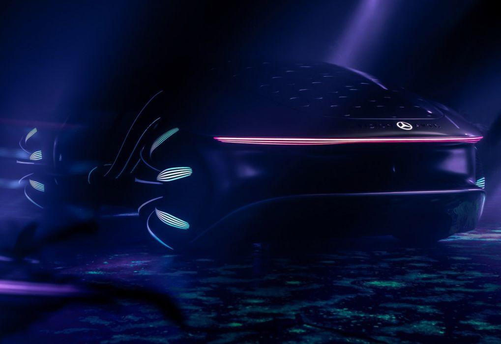 Mercedes-Benz Vision Avtr Concept (2020) wallpaper