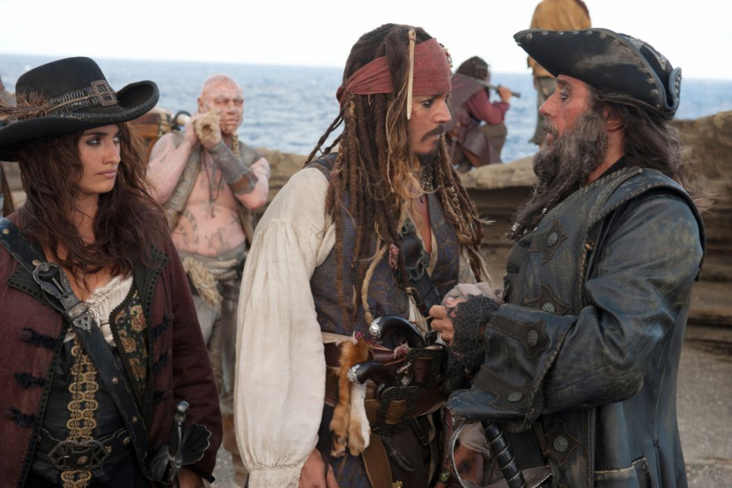 aguas misteriosas pelicula piratas del caribe wallpaper