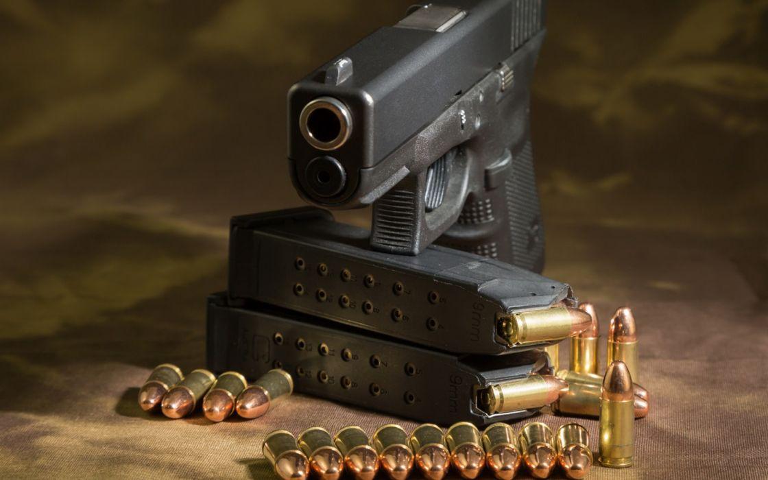 Gun weapon bullet wallpaper