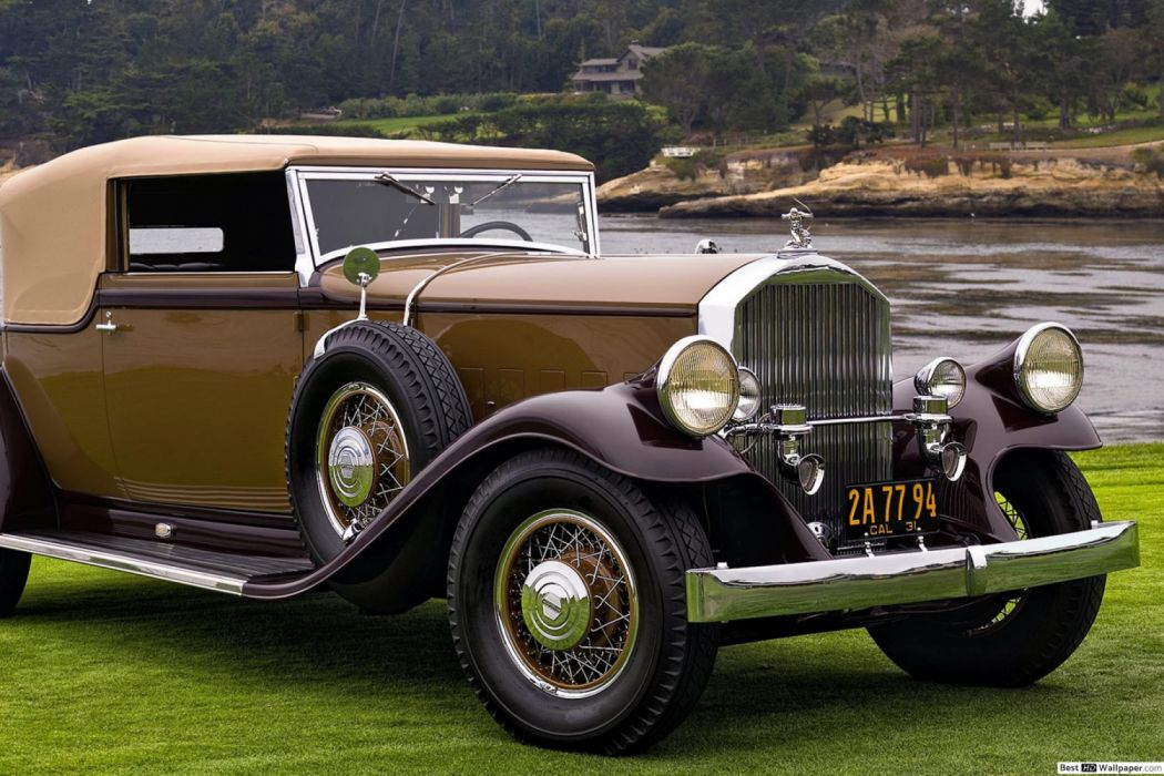 clasico coche hispano suiza wallpaper