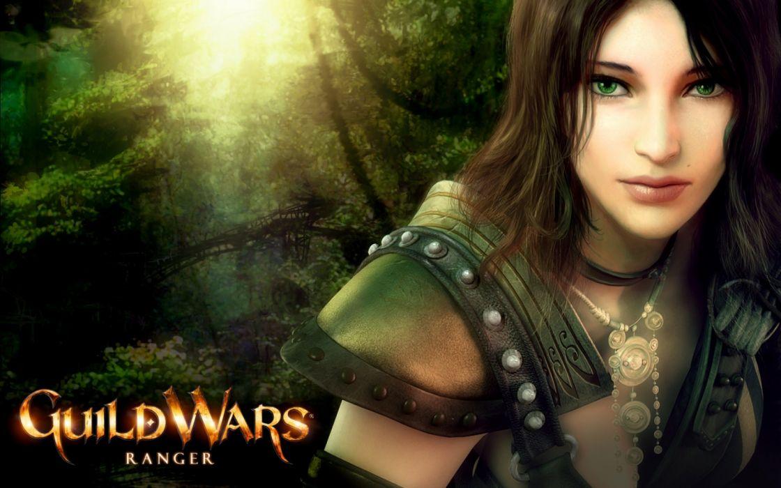 guildwars videojuegos wallpaper
