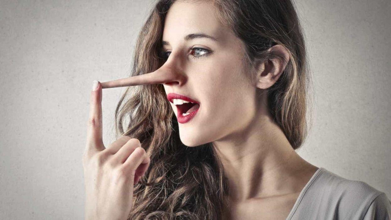 ¿ Qué pasa con nuestra nariz cuando mentimos? Efecto Nariz de Pinocho