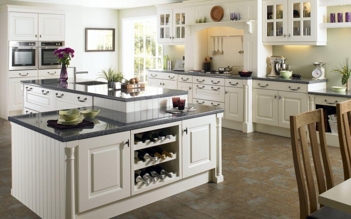 moderna cocina disey wallpaper