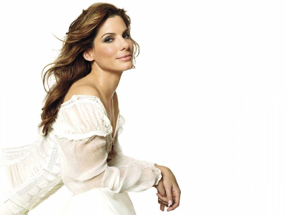 sandra bullock actriz americana mujer wallpaper