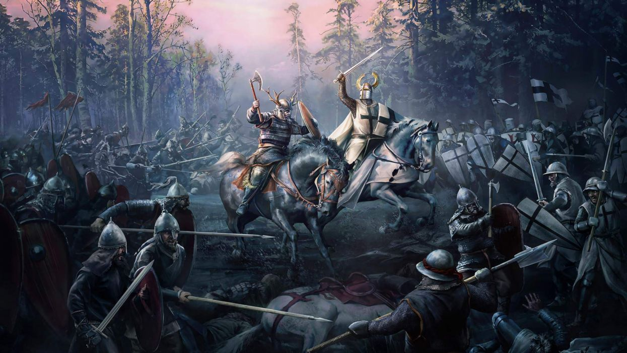 how crusader king 2 changed paradox feature interview wallpaper