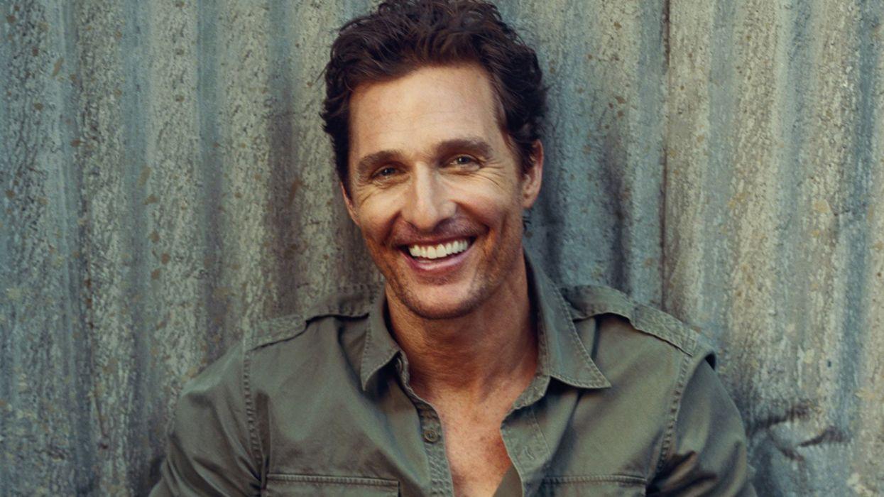Matthew McConaughey actor americano celebridad wallpaper