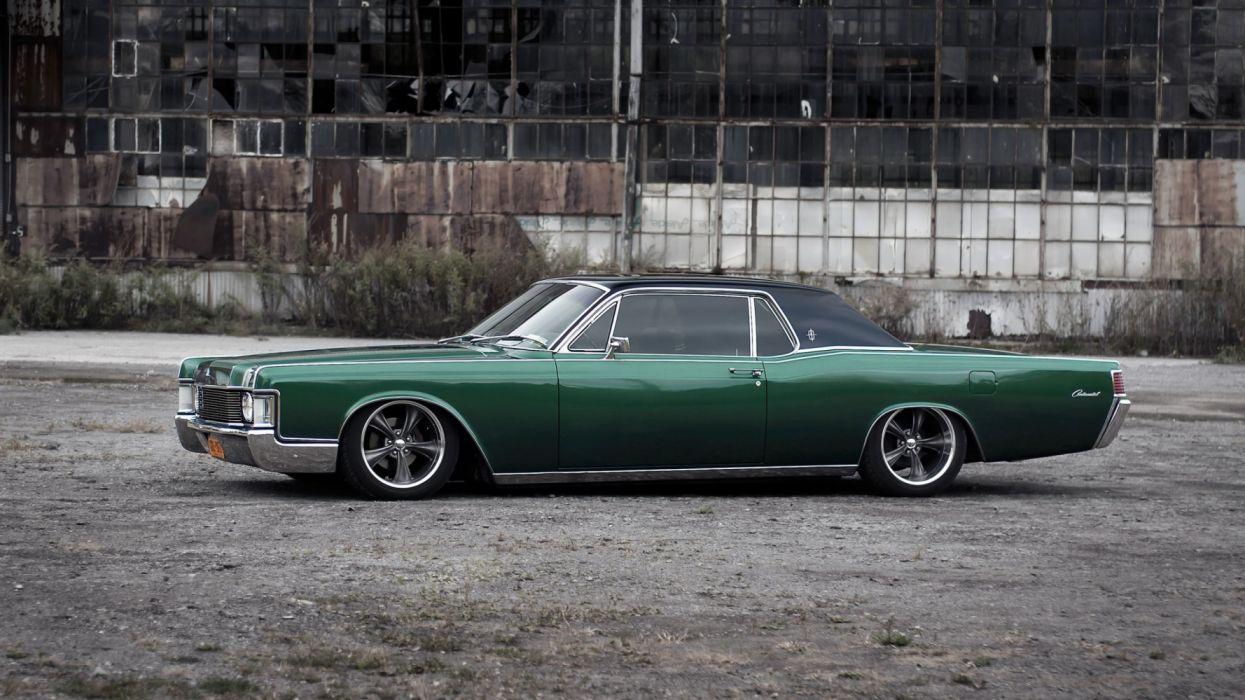 clasico coche chevrolet verde wallpaper