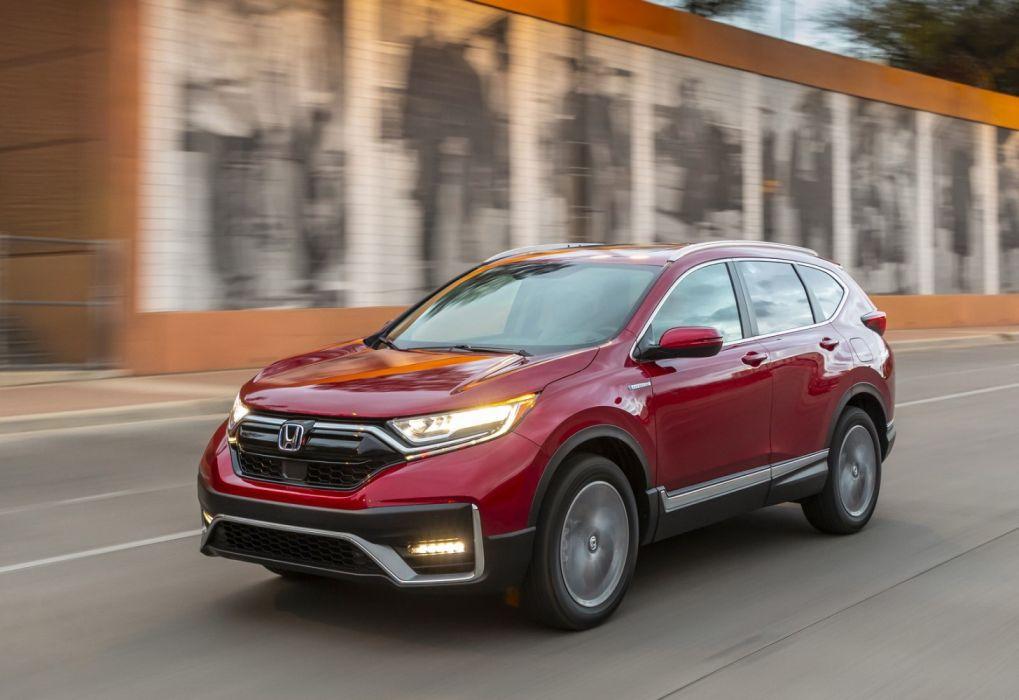 Honda CR-V Hybrid (2020) wallpaper